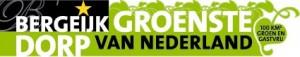 Bergeijk groenste dorp logo